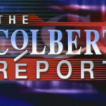 """The Colbert Report"" faux promo"