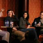 "Second City ""The Colbert Report"" Panel"